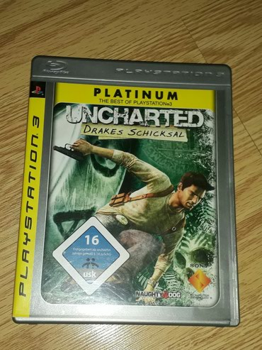 PS3 Uncharted: Drakes fortune - Kucevo