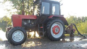 Транспорт в Ак-Джол: Срочно продаю трактор экспортный вариант БЕЛАРУС 82.1 пригнан из ПОЛЬШ