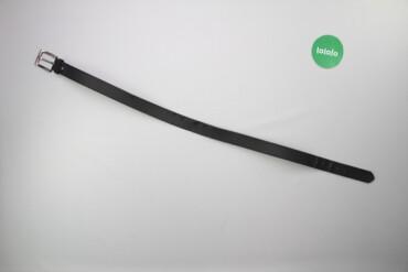 Чорний пасок у маленьку цяточку    Довжина: 105 см Ширина: 3 см  Стан