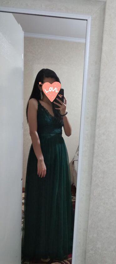 зелёное вечернее платье в Кыргызстан: Платье Вечернее 9Fashion Woman M