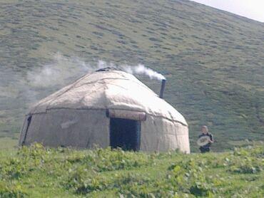 Спорт и отдых - Кыргызстан: Срочно Кыргыз боз уй уступка будет