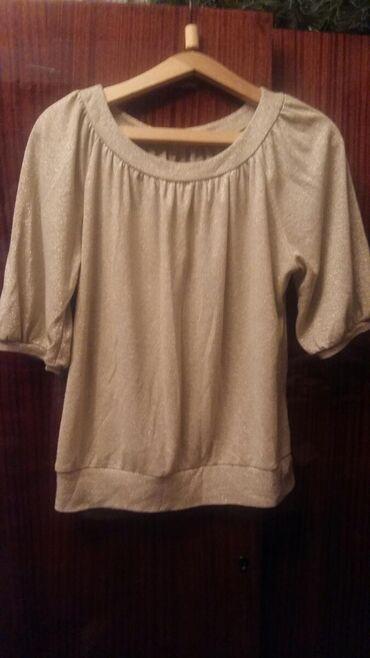 Женская нарядная блузка корея 46 50 размер 280 сомов г. Балыкчы