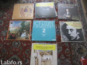 Lp ploce klasicne muzike 999d za sv - Belgrade