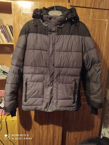 brjuki razmer 46 в Кыргызстан: Куртка зимняя 46-48размер