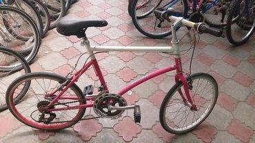 Привозной Велосипед из Кореи