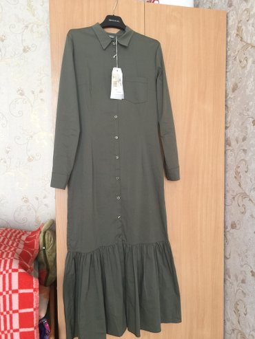 Италия ! Новое шикарное платье, ткань в Бишкек