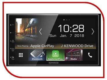 kenwood kdv mp7339 в Кыргызстан: Kenwood DMX 7018BTM. Модель 2018-2019. Процессорная магнитола с