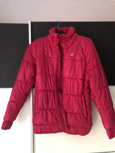 Zimske jakne modeli - Srbija: NOVA, adidas jakna, zimska, nenosena Velicina xs, ali je veci model, j