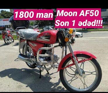Motorsiklet və mopedlər sadəcə nağd çox ucuz qiymətə satılır. Kredit