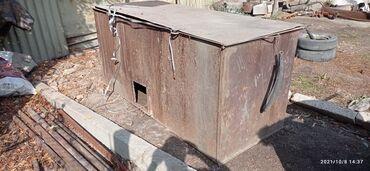 73 объявлений   ЖИВОТНЫЕ: Жем салгыч. Бак для хранения корма. Длина 2 метра ширина 85 см глубина