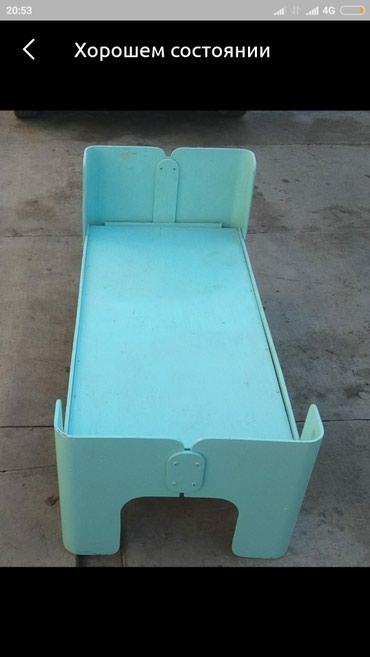 Продаю кроватку детскую. в хорошем в Бишкек