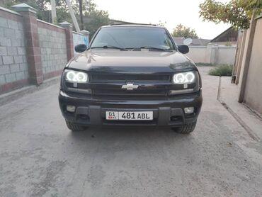 Автомобили - Бишкек: Chevrolet Trailblazer 4.2 л. 2002 | 200000 км