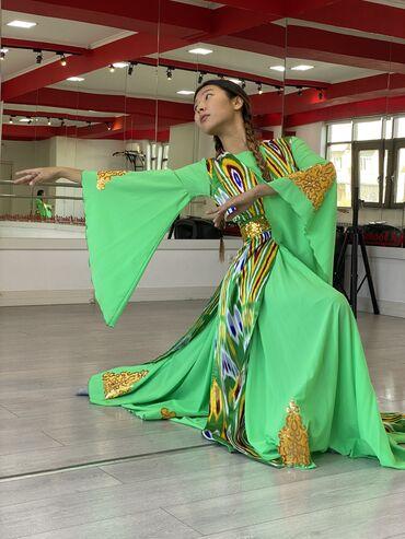 спортивные платья больших размеров в Кыргызстан: Продаю танцевальные костюмыузбекские костюмыкол во 4 штза каждую 2500с