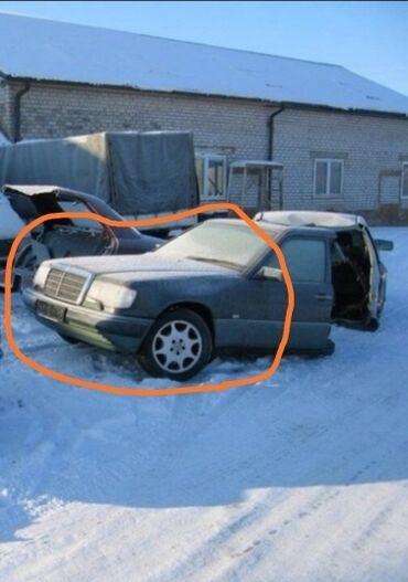mercedes t1 в Кыргызстан: Mercedes-Benz E 200 1993