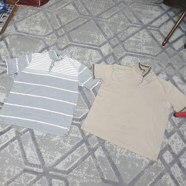 Обе футболки polo