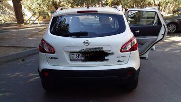 Nissan Azərbaycanda: Nissan Qashqai 2 l. 2012 | 91500 km