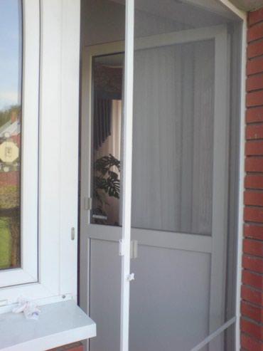 Москитные двери от 1300 сом, москитные в Бишкек