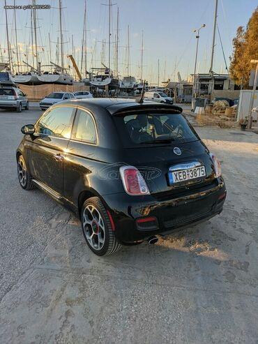 Fiat 500 1.4 l. 2016 | 120000 km