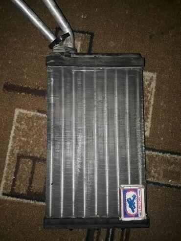Радиатор печки на опел