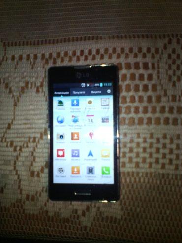 LG | Lebane: Mobilni lg e460 sve ok radi savrseno