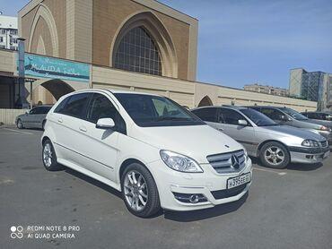 Mercedes-Benz B 180 1.7 л. 2009 | 186592 км