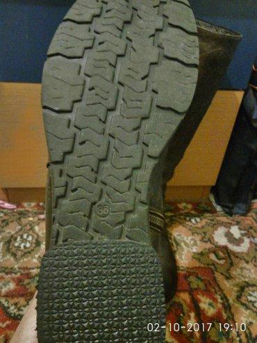 Обувьи. Фирменные сопоги, идеальное,как новая, цена договорная. в Бишкек