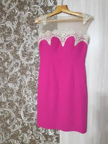 длинные вечерние платья на свадьбу в Кыргызстан: Продаю Шикарное платье. РАЗМЕР 46. Покупали в Бишкек парке. За 150$