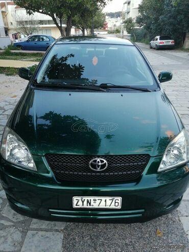 Toyota Corolla 1.4 l. 2003 | 238163 km