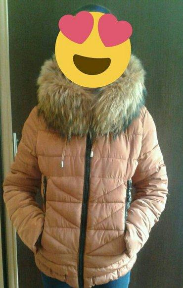 Продаю 2 зимние куртки б/у. Размеры 40-42, 42-44. Очень теплые, воротн в Кант