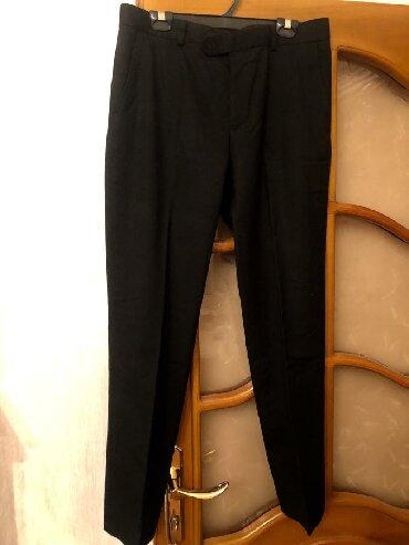 теплые мужские водолазки в Азербайджан: Мужские брюки