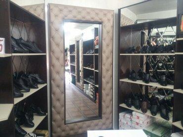 Bakı şəhərində Vitrin-çanta ve ayaqqabı üçün