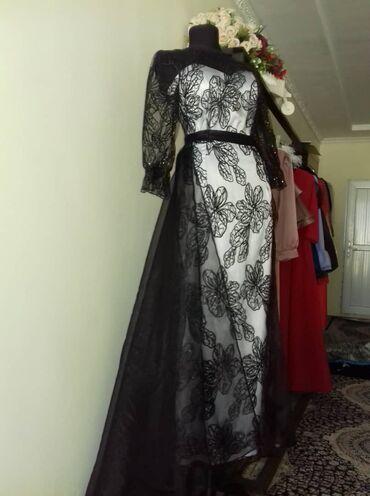 вечернее платье 48 50 размер в Кыргызстан: Новое шикарное платье,корсет. размер регулируется от 44-46-48