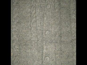 Zlatiborski vuneni prsluk jednom obučen - Paracin