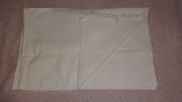 Отрез ткани белый хлопок 1,2м*90см СССР
