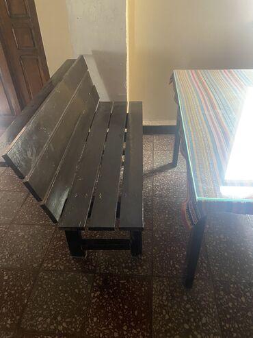 659 объявлений   СТУЛЬЯ, ТАБУРЕТЫ: Комплект стол и две скамейки