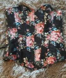 Корсет. ни разу не одевала. размер м для груди 1-2 размера в Бишкек