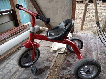 Спорт и хобби - Кой-Таш: Продается детский велосипед. Прошу 1200 с