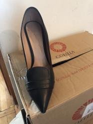 женские ботинки на каблуке в Азербайджан: Туфли женские, Испания. Каблук 10см
