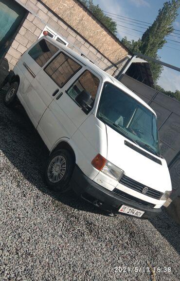 Транспорт - Байтик: Volkswagen Transporter 2.5 л. 1993