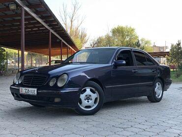 14298 объявлений: Mercedes-Benz E-Class 2.8 л. 2001 | 205000 км
