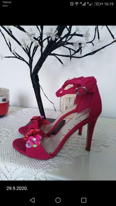Nove sandalice, vel 38, u perfektnom stanju