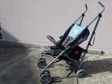 Jungle cool kids kolica, polovna, korišćena, u voznom stanju, - Smederevo