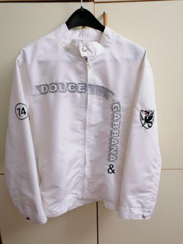 Muska D&G prolećna jakna, vel. XXL