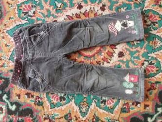Штаны в хорошем состоянии. (утепленные ) на 4 - 5 лет. в Бишкек