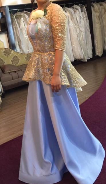 Платье сшитый на заказ, эксклюзивная, в Бишкек