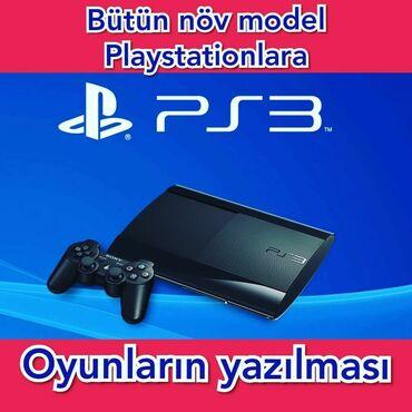 oyun kompyuterleri в Азербайджан: Ps3 butun modellerine oyunlarin yazilmasi.oyunlar 100%orginaldir