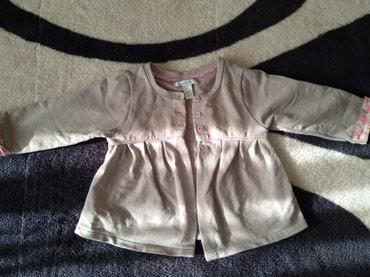 Продам б/у кофточку на малышку с 3-7 мес в Бишкек