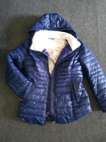 вещи-разное в Кыргызстан: Две вещи в одном, куртка и жилет, Деми, можно моделировать по разному