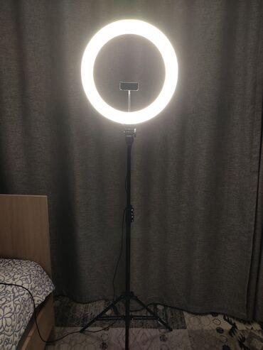 33см кольцевая лампа по минимальной цене!!Причина такой низкой цены не