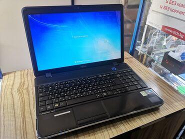 Компьютеры, ноутбуки и планшеты - Кыргызстан: Немецкий ноутбук Fujitsu Siemens, 2-х ядерный процессор intel pentium